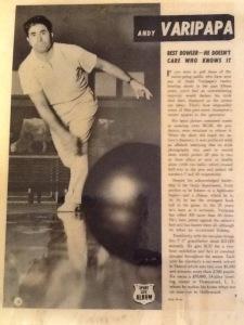 (A) AV - Sport Life, 1935