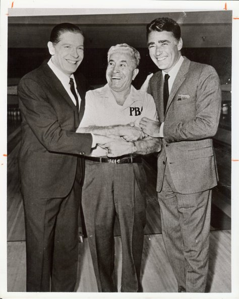 Andy - Milton Berle-Peter Lawford