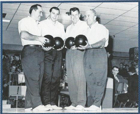 America Bowls - 1960